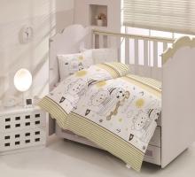 """Постельное белье """"Altinbasak"""" для новорожденных TEDDY"""